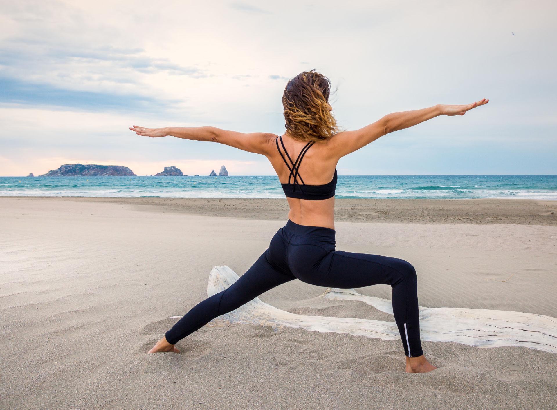 Master Class Yoga por Maria Abras