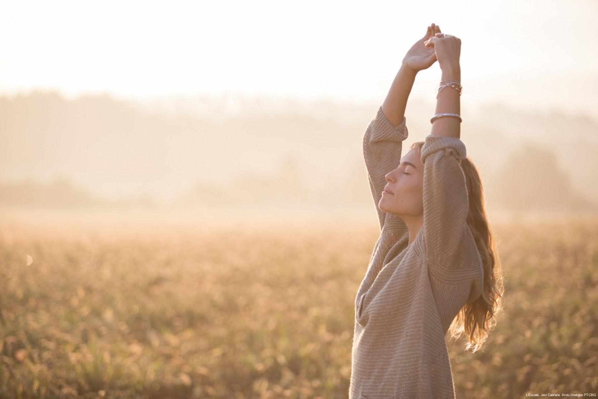 Mindfulness con Cristina Bubé.